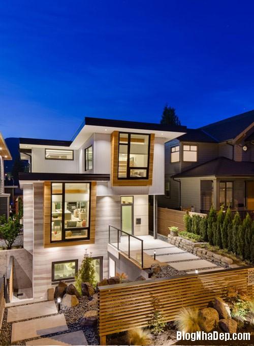 1402112358 1 Ngôi nhà 3 tầng hiện đại ở Vancouver