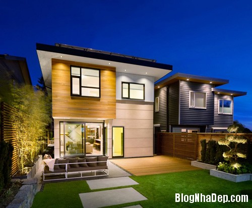 1402112358 3 Ngôi nhà 3 tầng hiện đại ở Vancouver