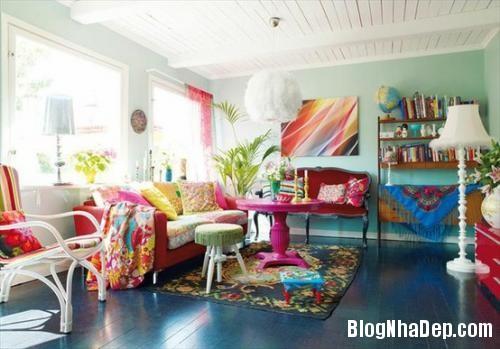 153 22 Những mẫu phòng khách tươi sáng cho ngôi nhà bạn