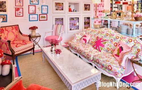 153 23 Những mẫu phòng khách tươi sáng cho ngôi nhà bạn