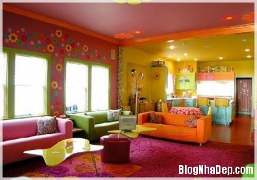 153 24 Những mẫu phòng khách tươi sáng cho ngôi nhà bạn