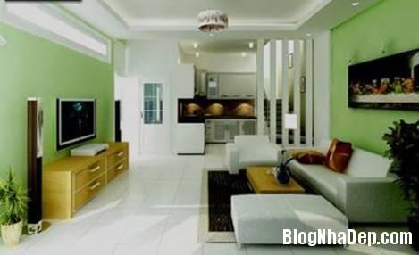 20130312162618 image003 Trang trí nội thất hiện đại cho nhà ống