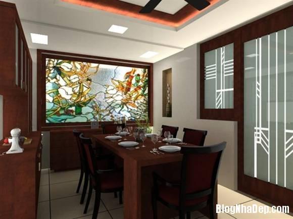 20130312162618 image010 Trang trí nội thất hiện đại cho nhà ống