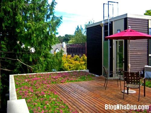 20140421073819414 Những lợi ích của vườn trên mái nhà