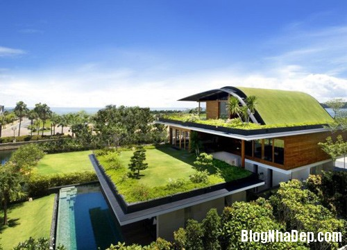 20140421073832190 Những lợi ích của vườn trên mái nhà