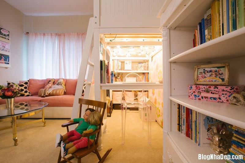 20140516012210052 Phong cách bài trí độc đáo trong căn nhà của nữ stylist