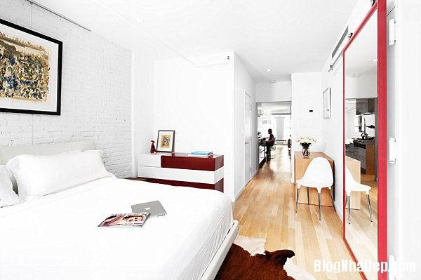 20140529074036111 Sử dụng tường gạch trong trang trí nội thất