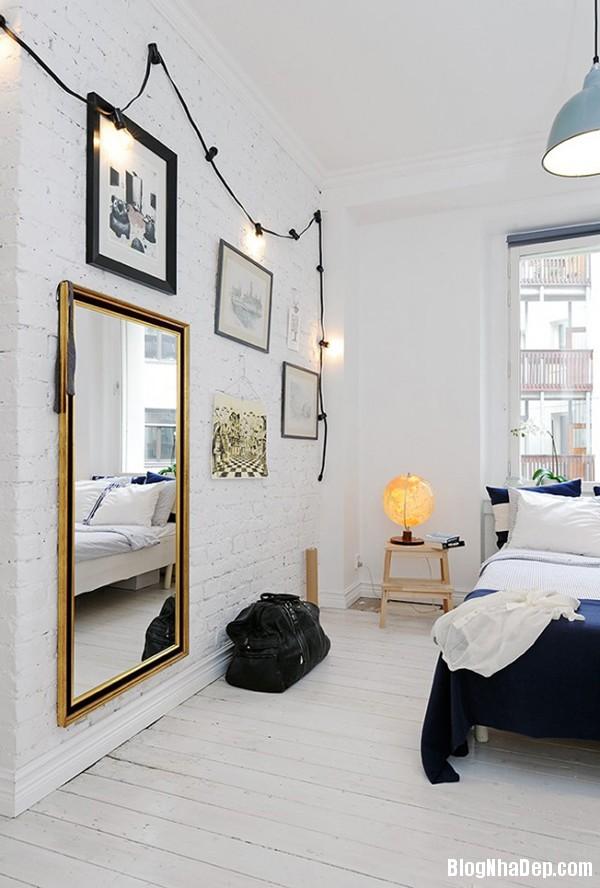 20140529074036704 Sử dụng tường gạch trong trang trí nội thất