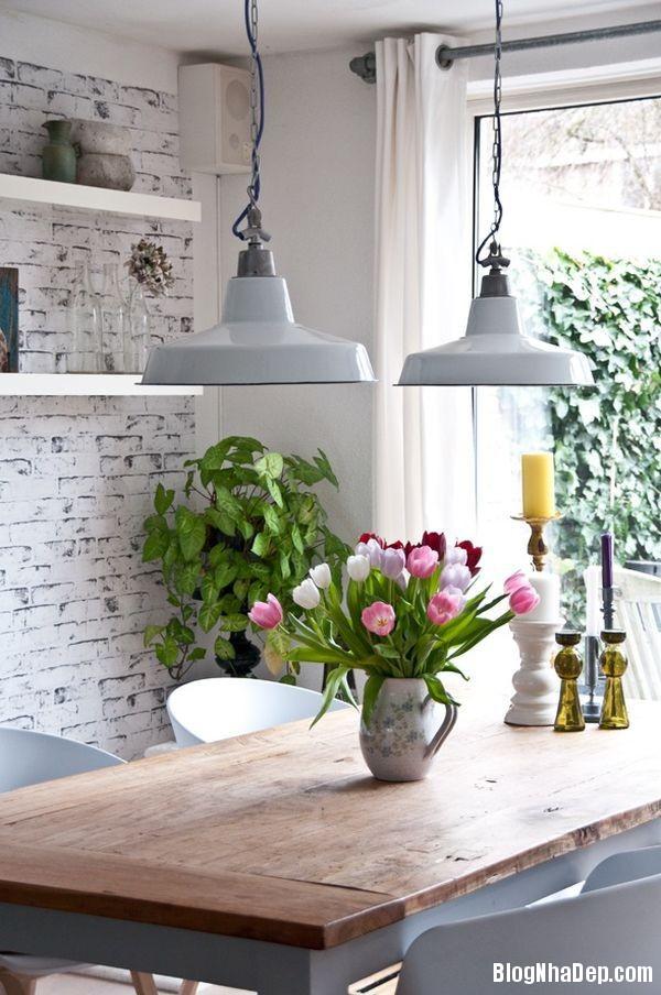 20140529074041056 Sử dụng tường gạch trong trang trí nội thất