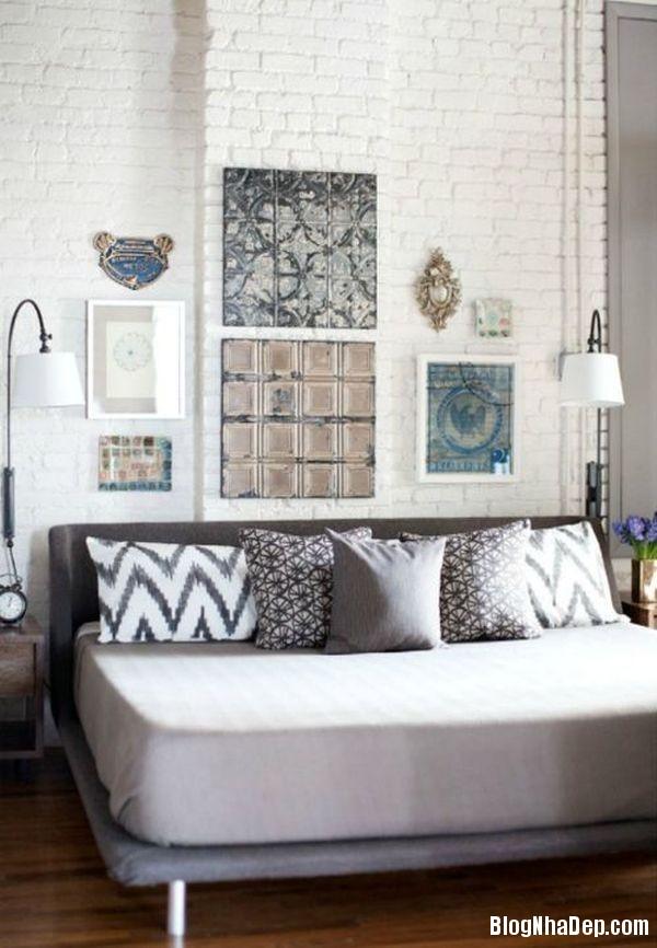 20140529074043630 Sử dụng tường gạch trong trang trí nội thất