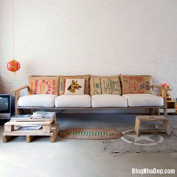 20140529074044551 Sử dụng tường gạch trong trang trí nội thất