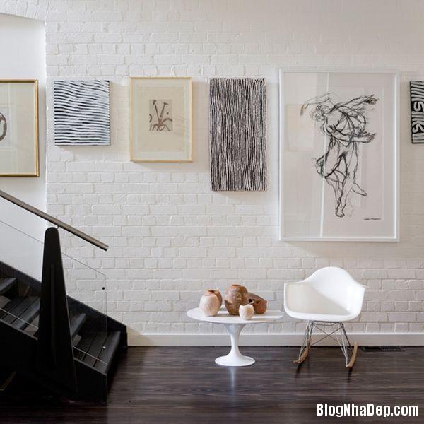 20140529074046267 Sử dụng tường gạch trong trang trí nội thất