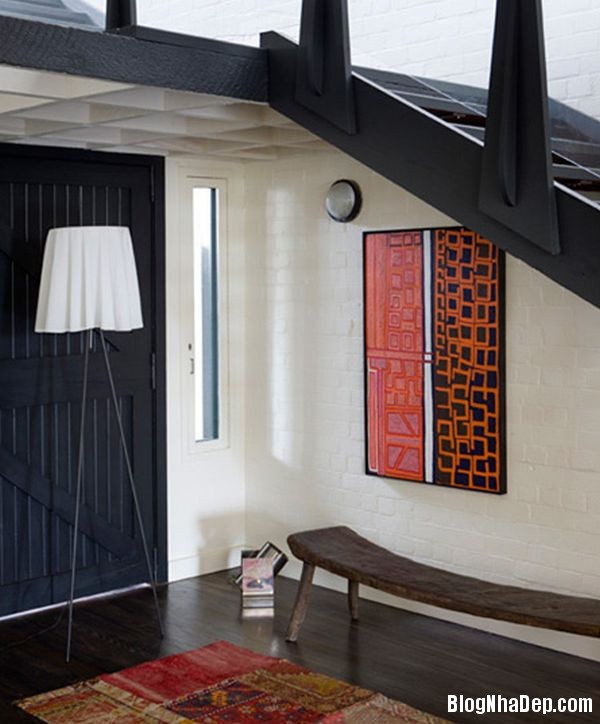 20140529074047047 Sử dụng tường gạch trong trang trí nội thất
