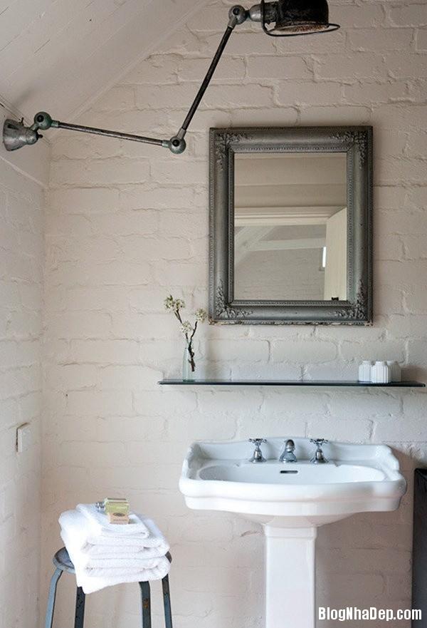 20140529074047967 Sử dụng tường gạch trong trang trí nội thất