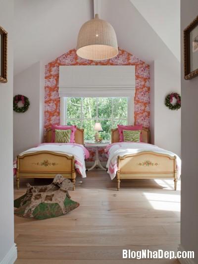 20140531074016636 Thiết kế không gian phòng ngủ chung cho hai bé
