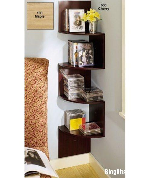 20140602083027395 Những mẫu kệ sách phù hợp với nhà nhỏ