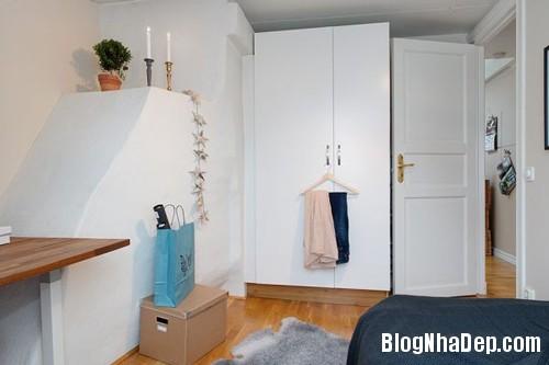 20140602083121012 Không gian thoáng cho căn hộ nhỏ trần nhà thấp