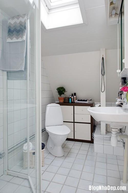 20140602083127471 Không gian thoáng cho căn hộ nhỏ trần nhà thấp