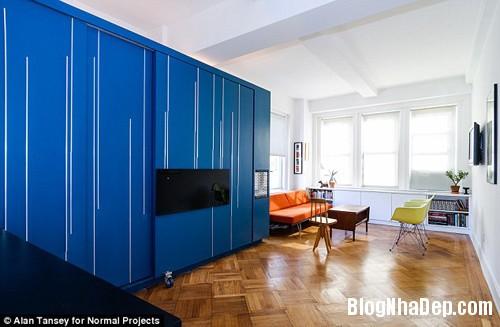20140603074059071 Tối đa hóa không gian trong căn hộ nhỏ