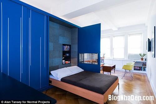 20140603074059555 Tối đa hóa không gian trong căn hộ nhỏ