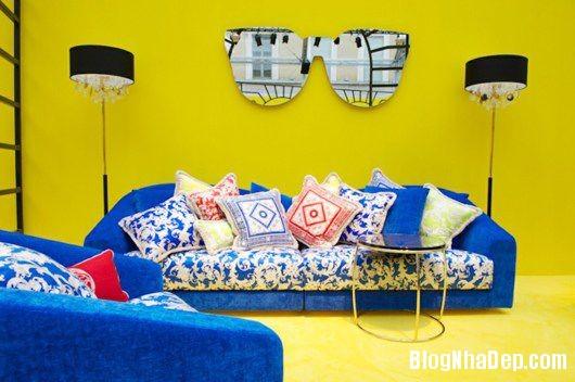 20140605012258012 5 Cách trang trí phòng khách tươi trẻ nhất