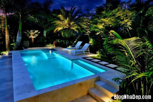 20140609041451730 Làm đẹp cho hồ bơi tại nhà