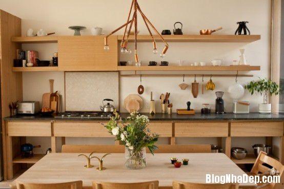 20140617073338778 Gian bếp độc đáo kết hợp giữa phong cách Nhật Bản với phong cách truyền thống của Na Uy