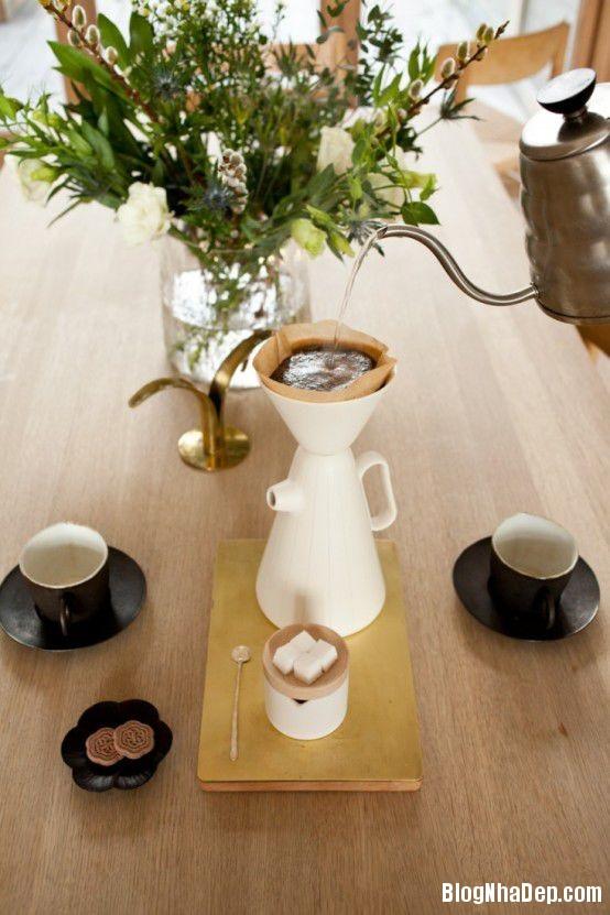 20140617073339745 Gian bếp độc đáo kết hợp giữa phong cách Nhật Bản với phong cách truyền thống của Na Uy