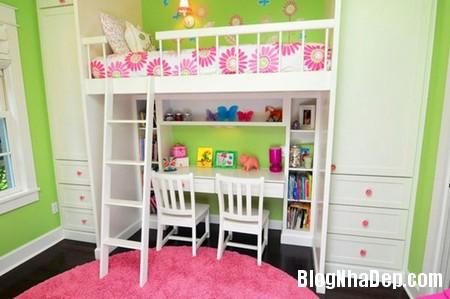 41 Tạo không gian vui chơi trong phòng ngủ cho bé yêu