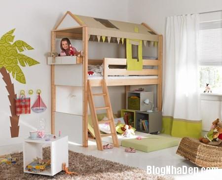 5 Tạo không gian vui chơi trong phòng ngủ cho bé yêu