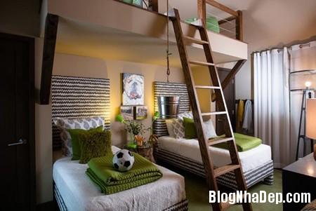 9 Tạo không gian vui chơi trong phòng ngủ cho bé yêu