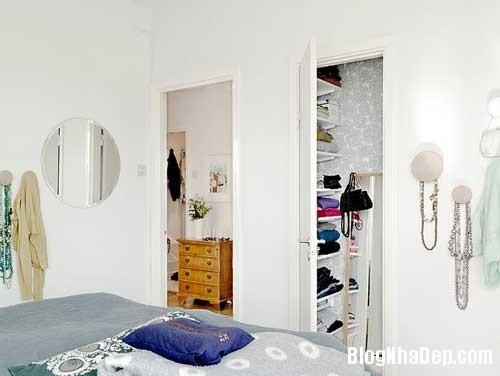 Can ho Scandinavia tuyet dep 11 Căn hộ quyến rũ với phong cách Scandinavia và giấy dán tường
