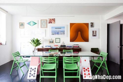 ImageHandler Nét phá cách trong thiết kế căn hộ của kiến trúc sư