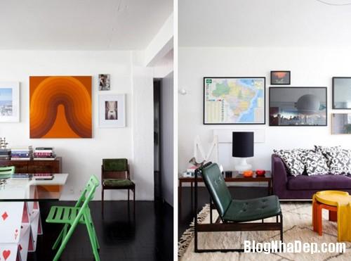 ImageHandler 002 Nét phá cách trong thiết kế căn hộ của kiến trúc sư