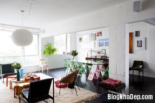 ImageHandler 005 Nét phá cách trong thiết kế căn hộ của kiến trúc sư