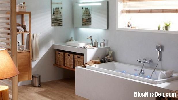 Leroy Merlin New Bathroom Fall Winter 2012 2013 Collection 10 Ý tưởng bài trí cho phòng tắm nhỏ