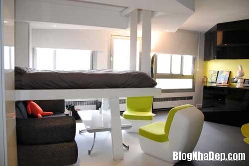 Nhung mau thiet ke can lotf dep tren the gioi 101 Những căn loft khá đẹp ở Paris Milan Berlin và London