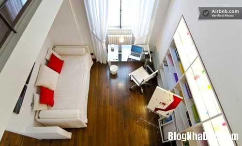 Nhung mau thiet ke can lotf dep tren the gioi 131 Những căn loft khá đẹp ở Paris Milan Berlin và London