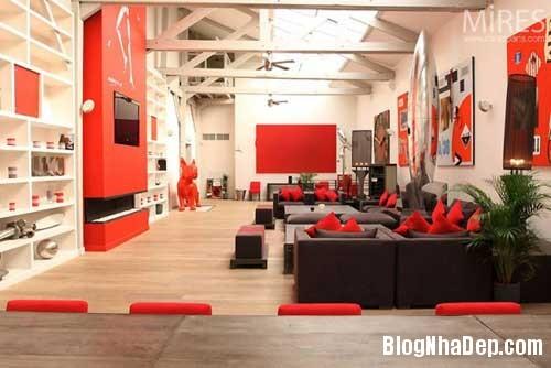 Nhung mau thiet ke can lotf dep tren the gioi 18 Những căn loft khá đẹp ở Paris Milan Berlin và London