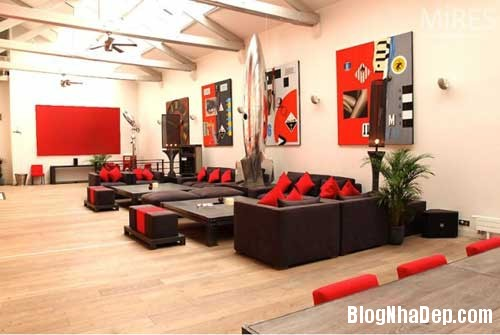 Nhung mau thiet ke can lotf dep tren the gioi 21 Những căn loft khá đẹp ở Paris Milan Berlin và London