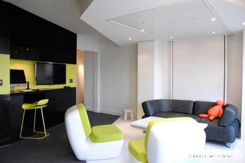 Nhung mau thiet ke can lotf dep tren the gioi 81 Những căn loft khá đẹp ở Paris Milan Berlin và London
