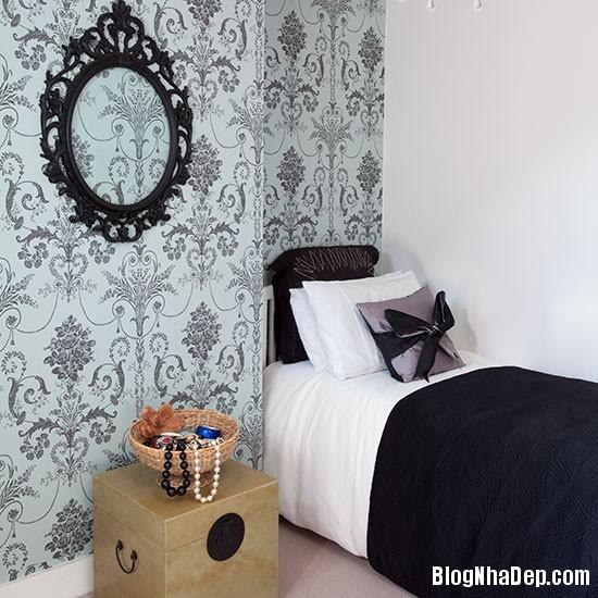Phong ngu sieu dep cho nang doc than1 Những ý tưởng trang trí phòng ngủ đẹp mắt và cá tính cho nàng độc thân