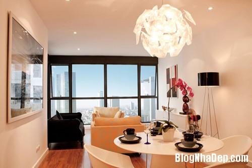 Phongkhach01 3803 1395467078 Ngôi nhà hiện đại với nội thất đơn giản ở Hà Nội
