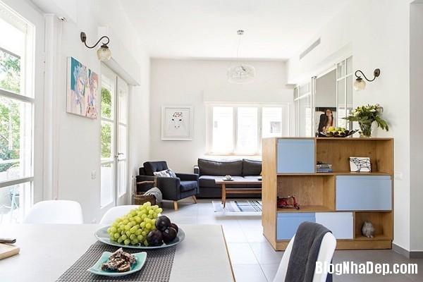 Trang tri noi that can ho nho mat mat voi gam mau trung tinh4 Sử dụng gam màu trung tính trong nội thất cho căn hộ nhỏ