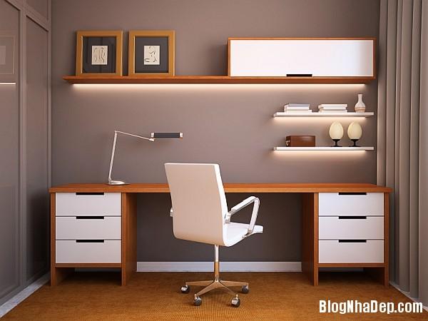 a1 1395408685 Thiết kế văn phòng theo phong cách đơn giản