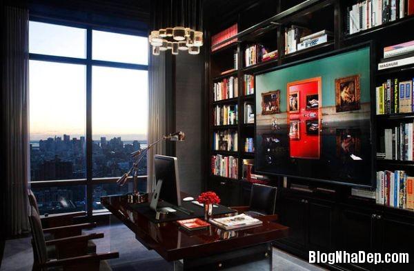 a11 1395408822 Thiết kế văn phòng theo phong cách đơn giản
