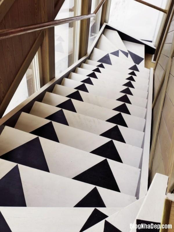 a11 1395937766 Trang trí cầu thang tạo điểm nhấn cho ngôi nhà