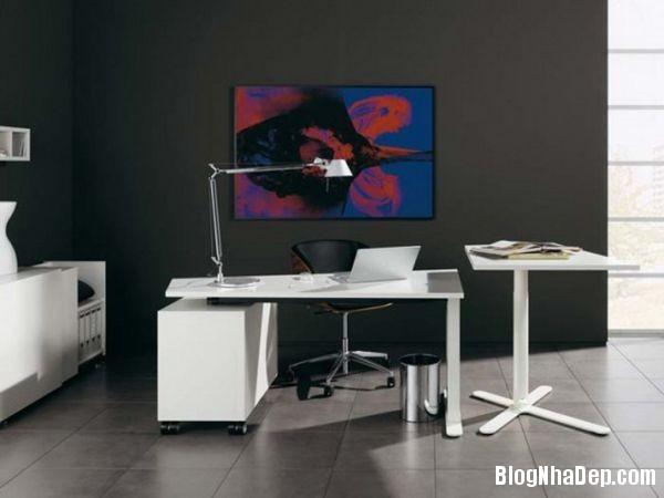 a12 1395408839 Thiết kế văn phòng theo phong cách đơn giản