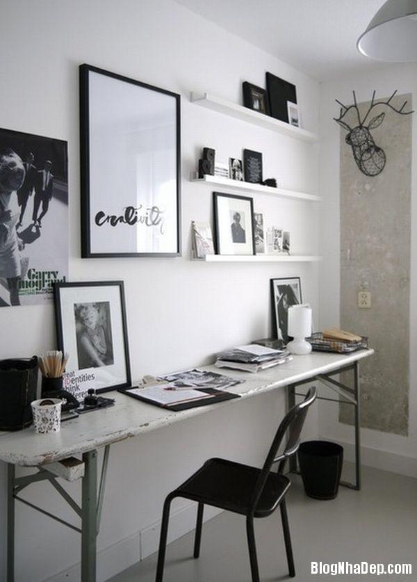 a13 1395408856 Thiết kế văn phòng theo phong cách đơn giản