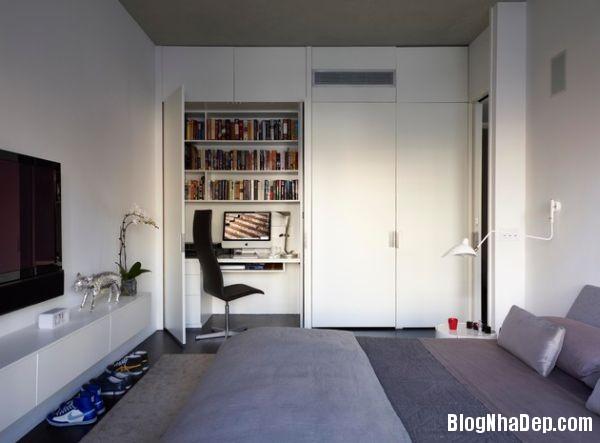 a14 1395408868 Thiết kế văn phòng theo phong cách đơn giản